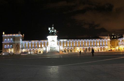 Praça do Comércio - Baixa - Lisboa -1