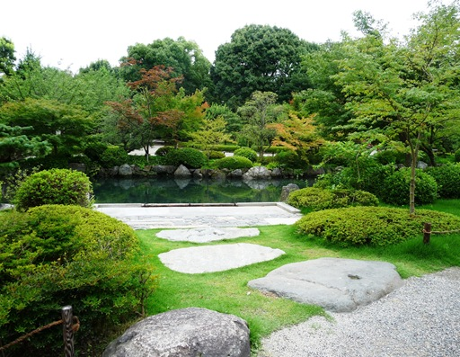 12.templo Toji - jardim