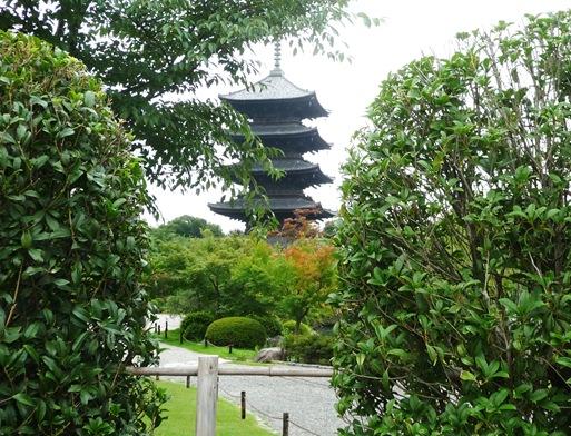 21 - Templo Toji - pagode