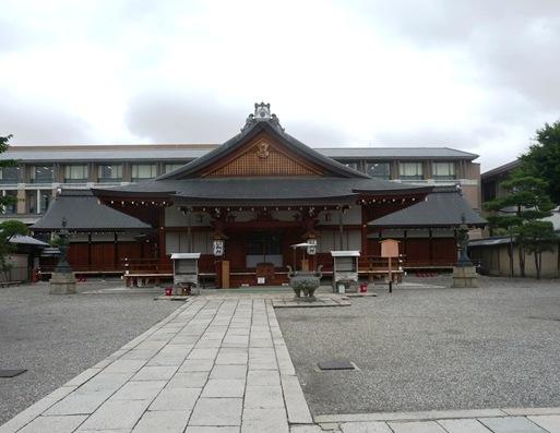 25 - Templo Toji - oratório