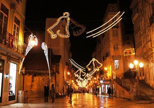 coimbra - natal - rua Visconde da Luz