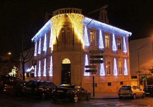 coimbra - natal - praça João Paulo II