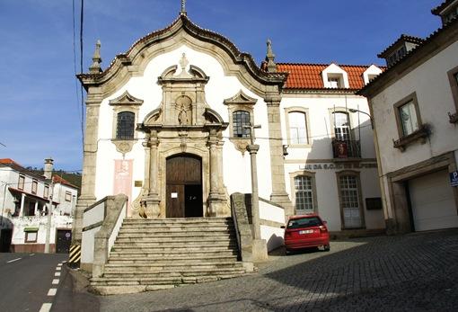Alpedrinha - igreja da misericordia