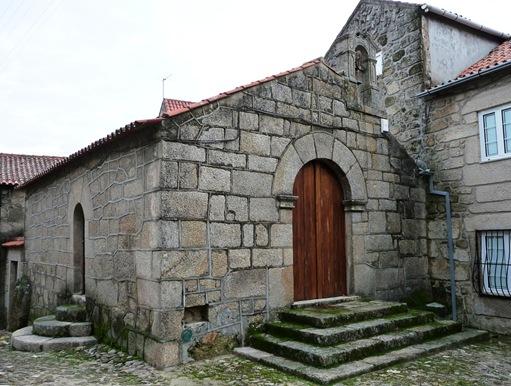 Castelo Novo - Capela de Santo Antonio