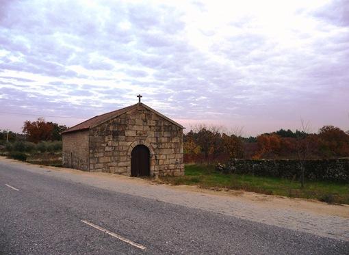 Castelo Novo - capela de são braz 1