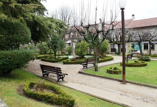 Belmonte - jardim municipal