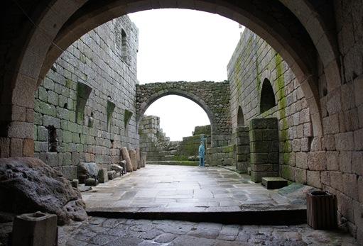 Belmonte - castelo - entrada 3