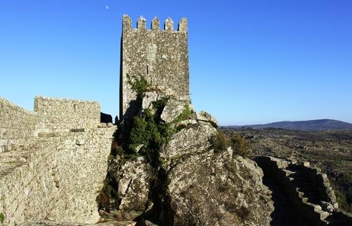 sortelha - torre do castelo