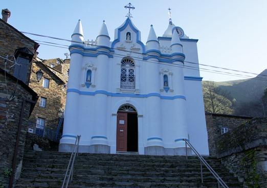 piódão - igreja matriz- Nossa Senhora da Conceição 2