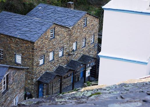 piódão - museu vista da aldeia