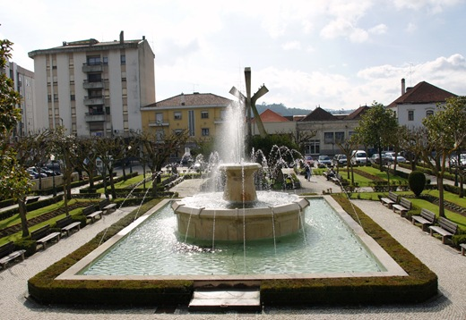 Ourém - Praça do Município 1