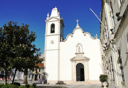 Vagos - igreja matriz dedicado ao apóstolo S. Tiago-maior
