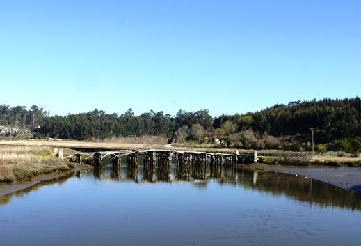 Vagos - ponte velha