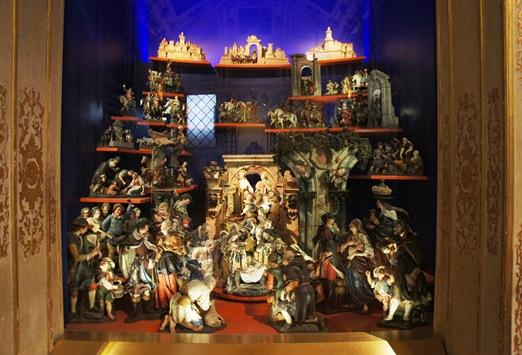 museu do azulejo - presépio de madre de deus