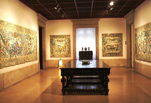 museu do azulejo - sala de caça