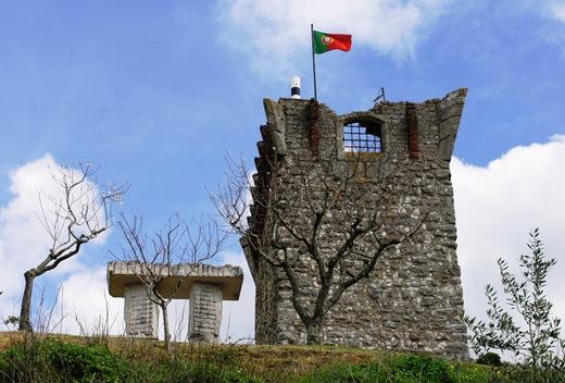 Ourém - Castelo 2