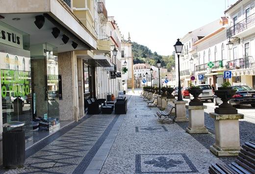 Alcobaça - rua Alexandre Herculano 3