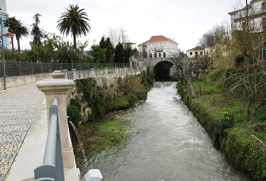 Alcobaça - rio Alcôa 1