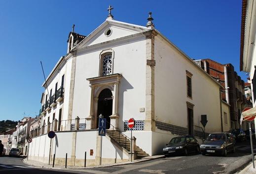 Alcobaça - igreja da misericórdia