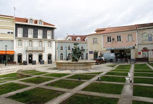 Alcobaça - Praça da República 2