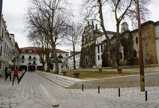Alcobaça - Praça dom afonso henriques