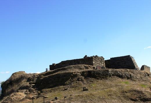 Alcobaça - ruinas do castelo 3