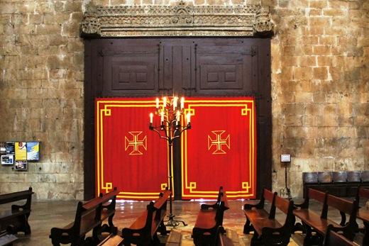 mosteiro dos Jeronimos -  igreja - porta