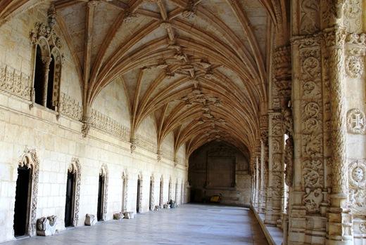 mosteiro dos Jeronimos -  confessioario