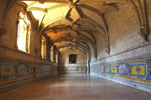 mosteiro dos Jeronimos -   refeitório 0