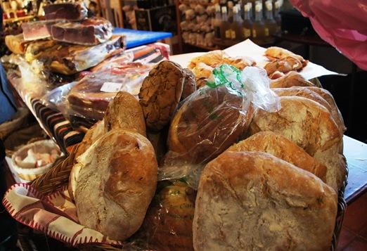 Serra da Estrela - pães