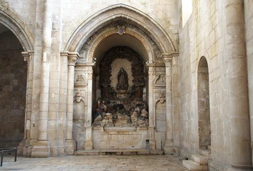 Mosteiro de Alcobaça - Capela de S. Bernardo