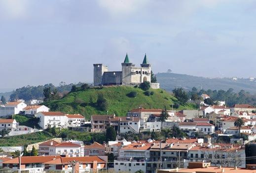 Porto de Mós - Castelo