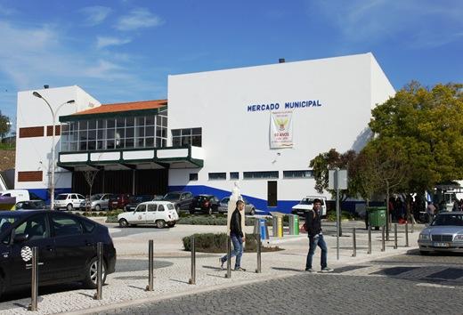 Porto de Mós - mercado municipal