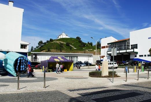 Porto de Mós - praça armenio marques