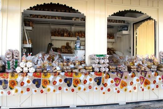 Batalha - Mosteiro de Santa Maria da Vitória - doces tipicos