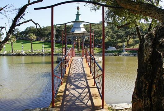 Buddha Eden - lago 5