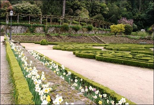 jardim palacio Buçaco primavera 2011