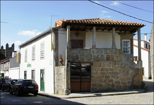 1.Trancoso -  casa que funcionou como quartel general