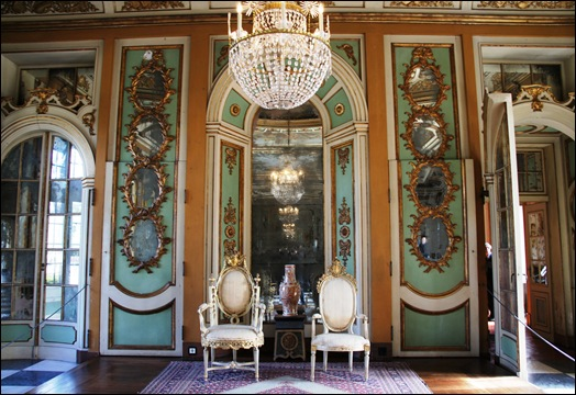 Palacio de Queluz - Sala dos embaixadores 1