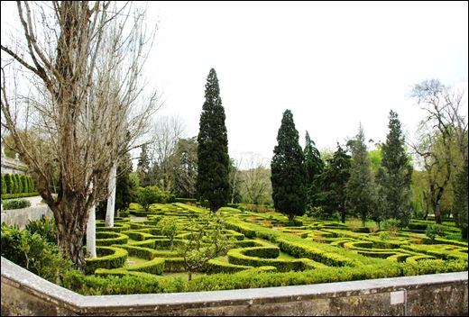 Palácio de Queluz - jardim 1