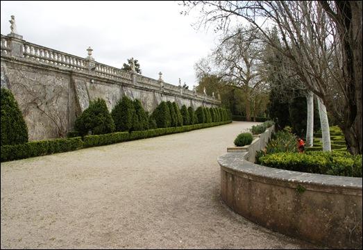 Palácio de Queluz - jardim