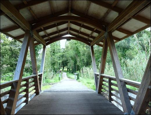 Praia de Mira - Via Pedonal - Ponte sobre a Vala da Cana 1