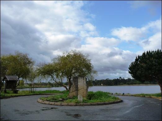 Mira - Lagoa - rotunda