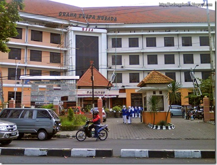 Paviliun Saiful Anwar Malang State Hospital