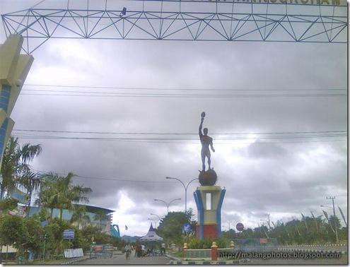 The Kanjuruhan Stadium Gate