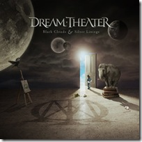 Dream Theater Black Cloud And Silver Linings Cover