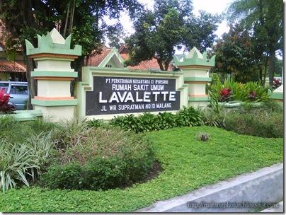 Lavalette Plakat