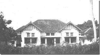Lavalette Hospital Old Time