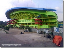 Malang Gajayana Stadium Right Bottom