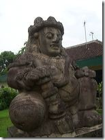 Statue From Singosari Temple
